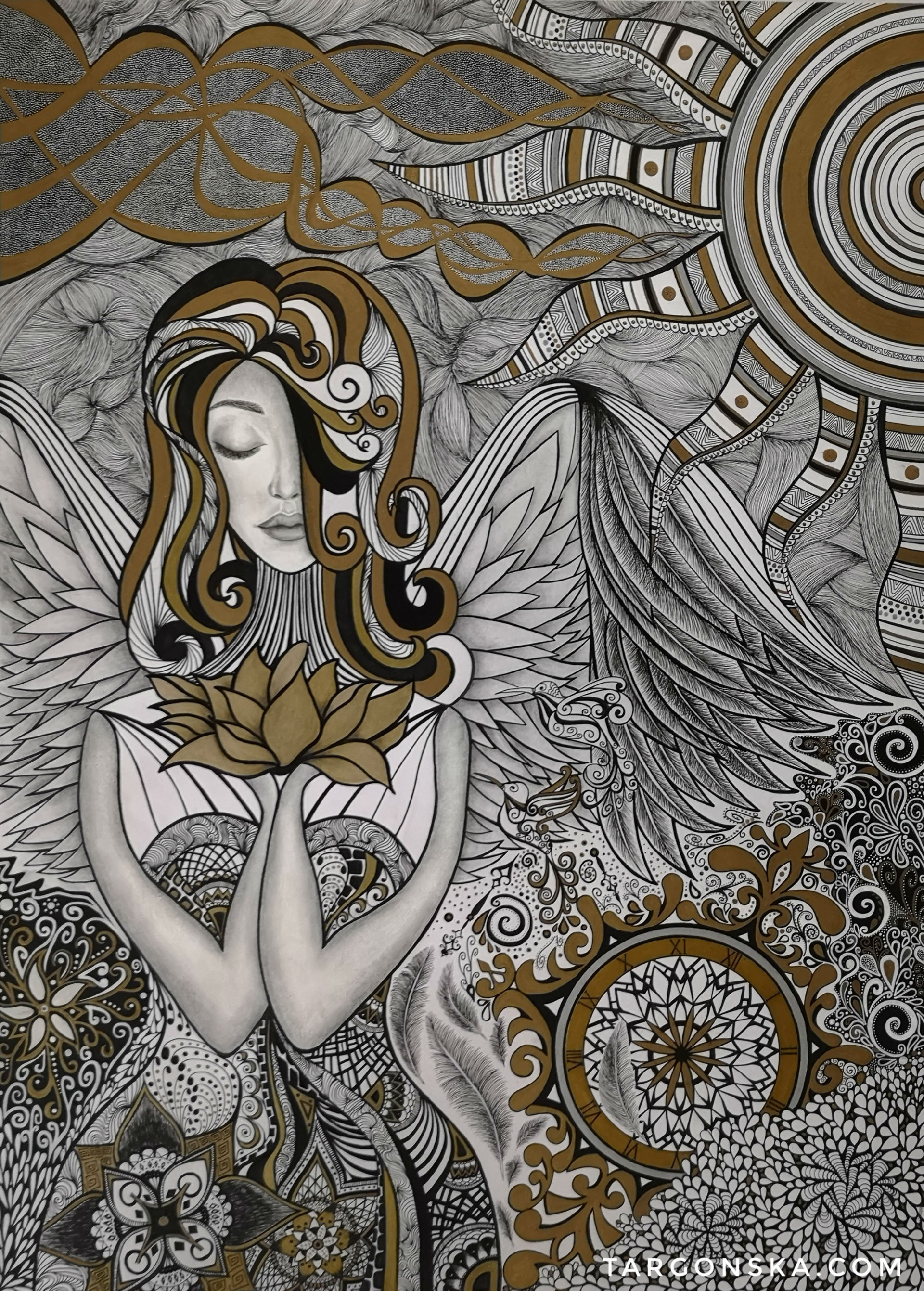 Targonska Angel whole