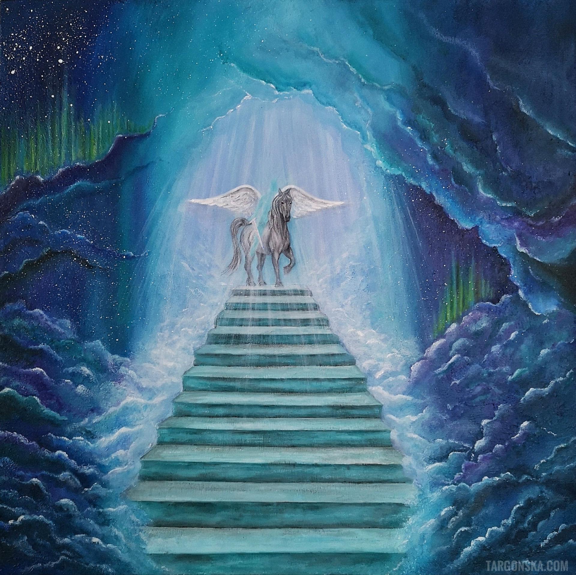 Angelic night Targonska